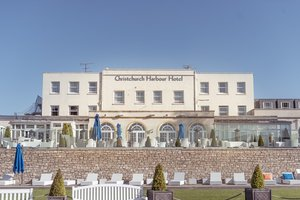 Christchurch Harbour Hotel & Spa for hire