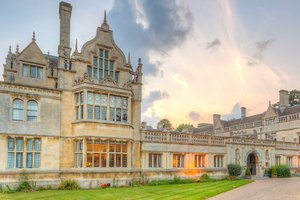 Rushton Hall Hotel and Spa for hire