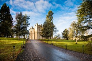 Langley Castle Hotel for hire