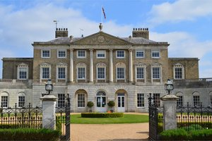 Woolverstone Hall for hire