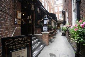 The Williamson's Tavern for hire