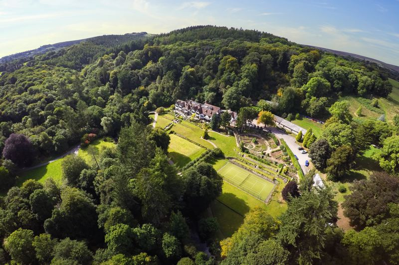 Gidleigh Park for hire