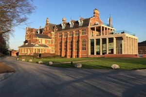 Stanbrook Abbey for hire