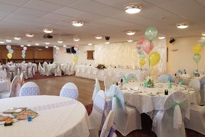 Shaw Lane Sports and Banqueting Complex for hire