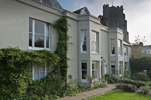 The Old Rectory for hire