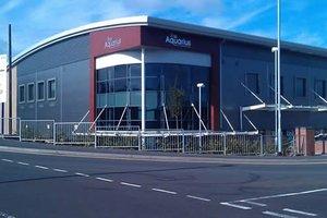 Aquarius Ballroom for hire