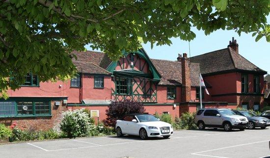 Ipswich & Suffolk Club for hire