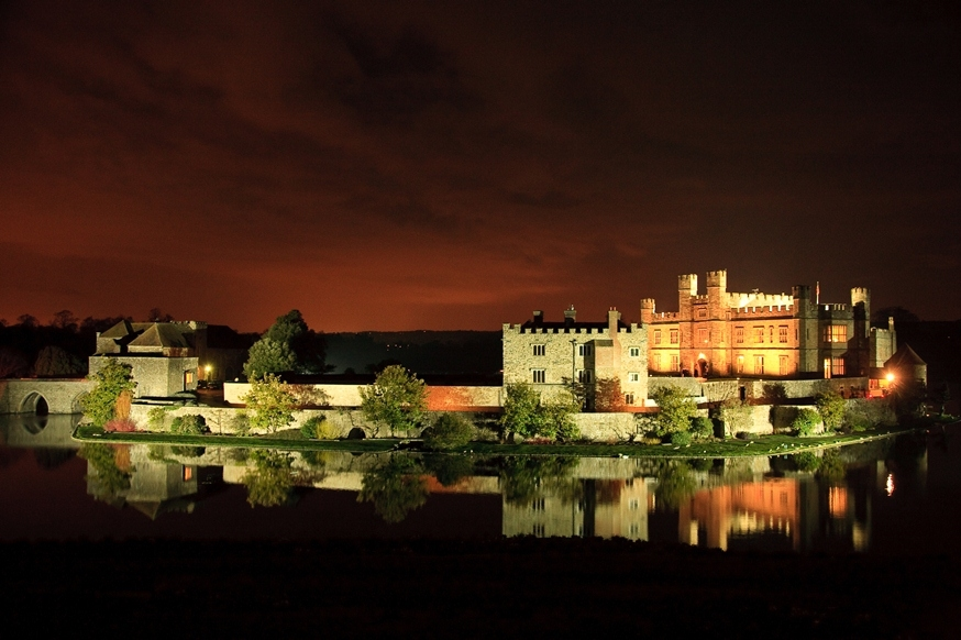 Leeds Castle for hire