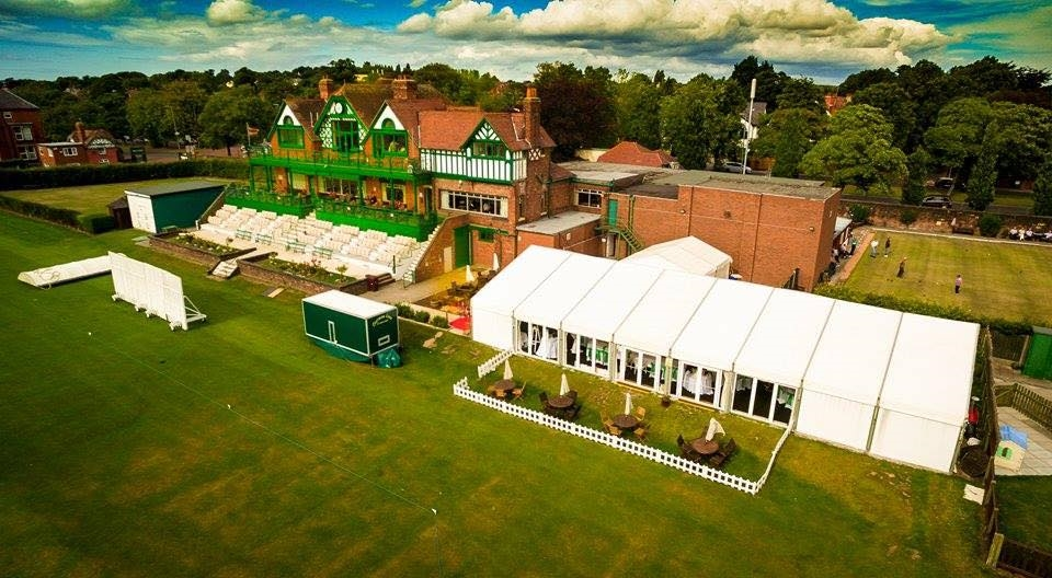 Liverpool Cricket Club for hire