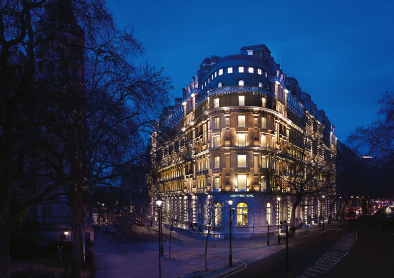 Corinthia Hotel London for hire