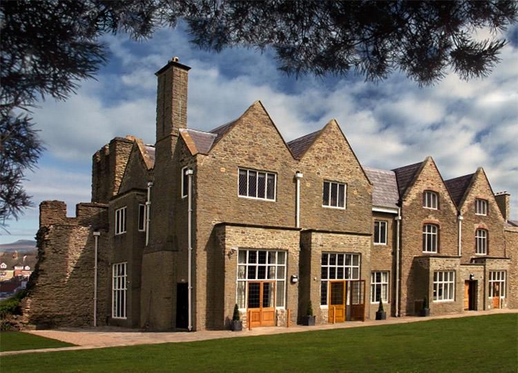 Ludlow Castle for hire