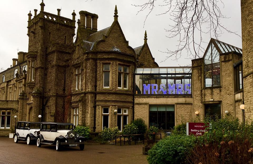 Mercure Bradford, Bankfield Hotel for hire