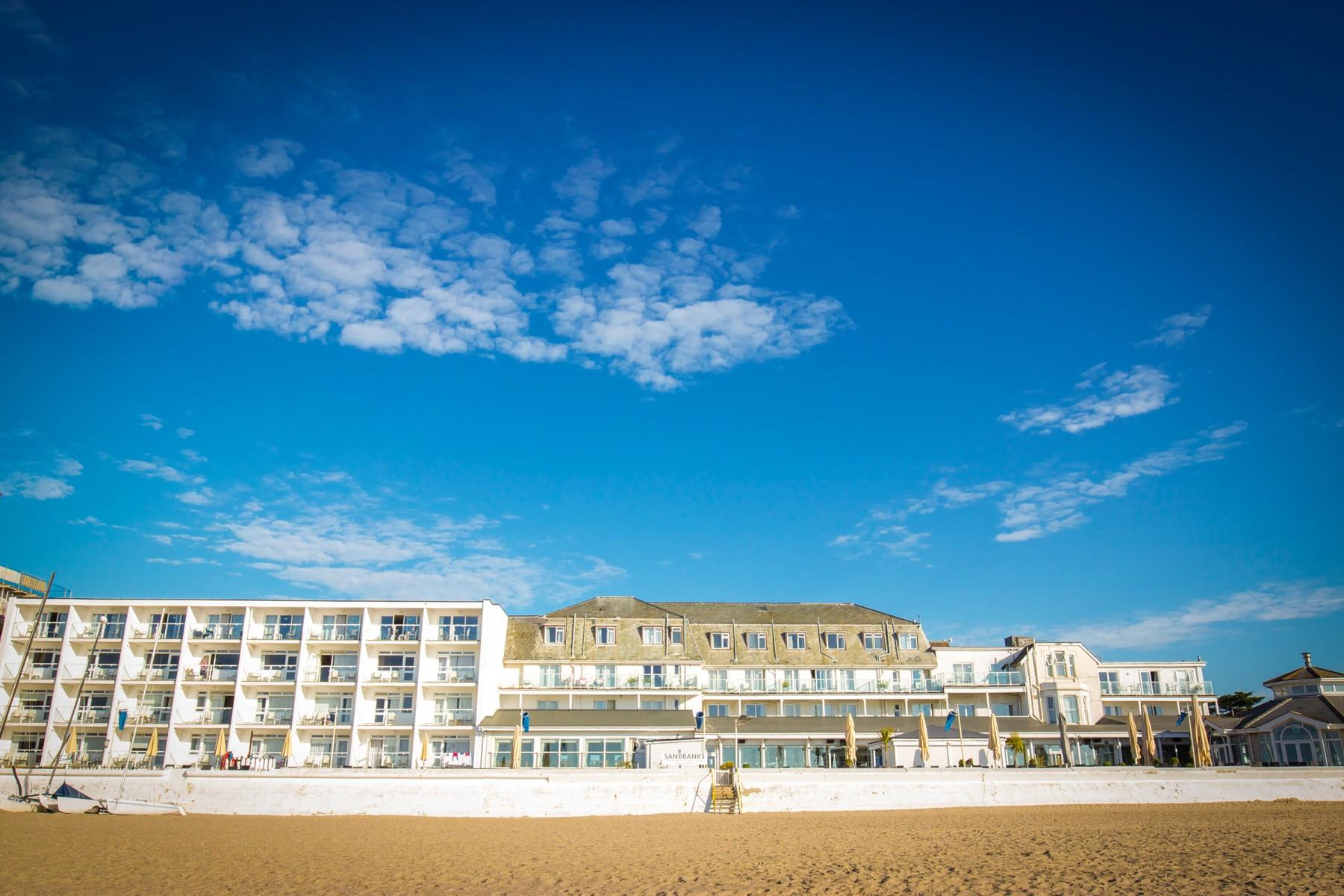Sandbanks Hotel for hire
