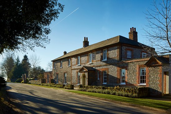 The Goodwood Hotel for hire