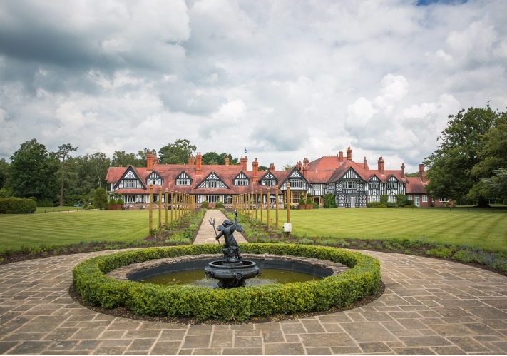 The Petwood Hotel for hire