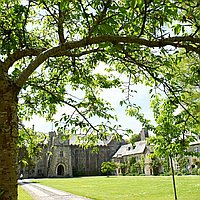 Dartington Hall for hire