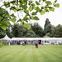 Riverside Marquee for hire