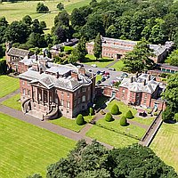 Tabley House for hire