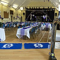 Ralli Hall Community Centre for hire