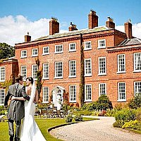 Delbury Hall for hire