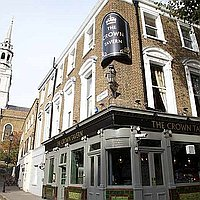 The Crown Tavern for hire