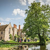 Brinsop Court Manor House for hire