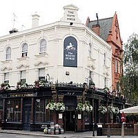 The White Horse for hire