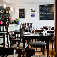 Chapman's Seafood Bar & Brasserie for hire