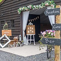 Glyngynwydd Wedding Barn and Cottages for hire