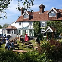The Anchor Inn for hire