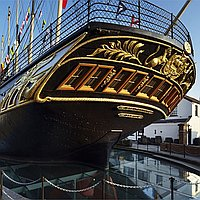 Brunel's SS Great Britain for hire