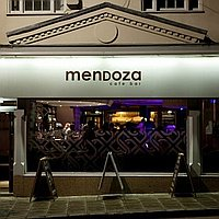 Mendoza Cafe Bar for hire