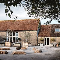Stratton Court Barn for hire