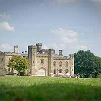 Chiddingstone Castle for hire