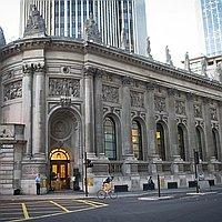 The Banking Hall for hire