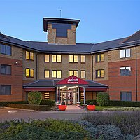 Huntingdon Marriott Hotel for hire