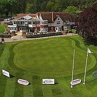 Frilford Heath Gold Club for hire