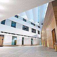 The Stoller Hall for hire
