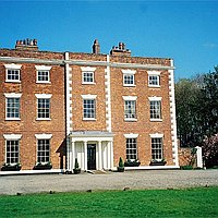 Trafford Hall for hire