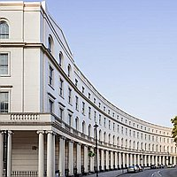 One Park Crescent for hire