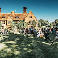 Woodhall Manor for hire