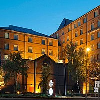 Crowne Plaza Leeds for hire