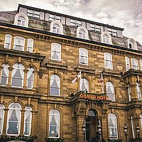 The Grand Hotel Tynemouth for hire