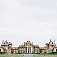 Blenheim Palace for hire