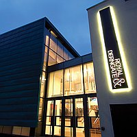 Derngate for hire