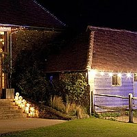 Grittenham Barn for hire