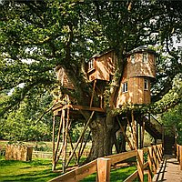 Fox & Hounds Country Hotel and Treetops Treehouse for hire