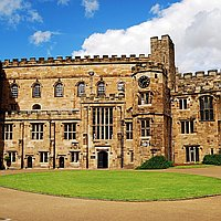 Durham Castle for hire