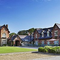 The Villa Country House Hotel for hire