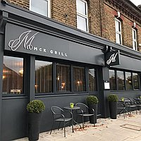 Mck grill for hire